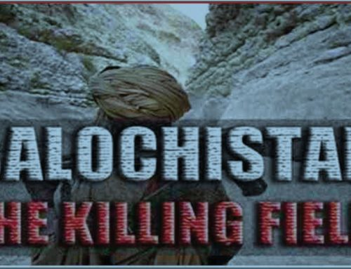 Violations of Human Rights in Balochistan by Pakistani security forces
