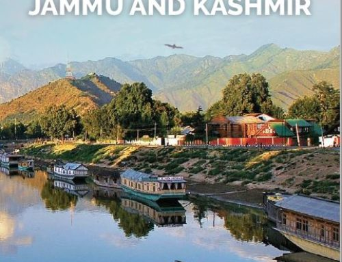 THRIVING ECONOMY OF JAMMU AND KASHMIR