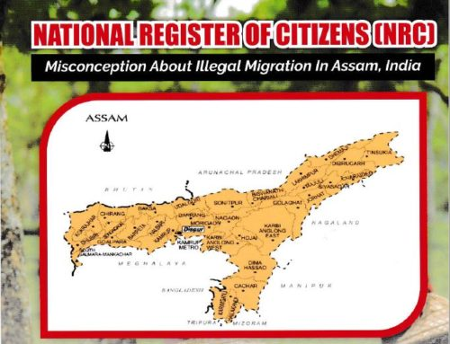 National Register of Citizens (NRC): Misconception about illegal migration in Assam, India