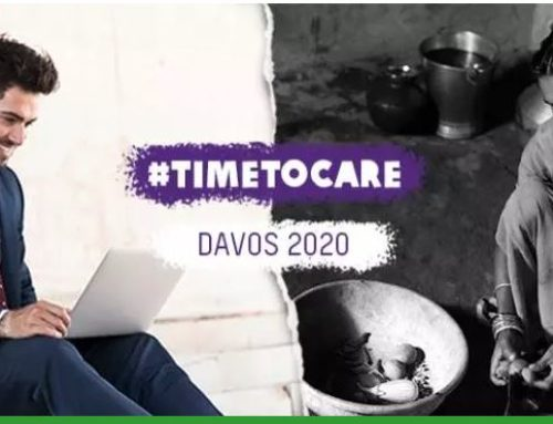 Oxfam's report, 'Time to Care' 2020